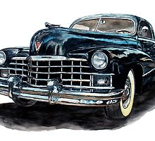 1947 Cadillac by Ob-Art