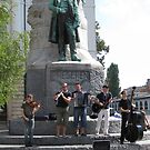 Buskers by machka