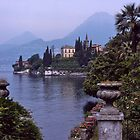 Villa Monastero, Varenna, Lake Como, Italy. by johnrf