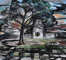 Lone Pine Memorial by Julie-Ann Vellios