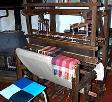The Flax Mill...The Travelling Loom by oulgundog