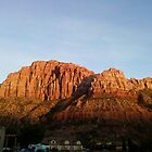 Mt. Zion National Park by Corky2p