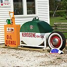 Route 66 - Paris Springs Missouri by Frank Romeo