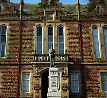 Sheriff's Court, Stranraer, Scotland by sarnia2