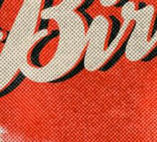 Bira Sticker