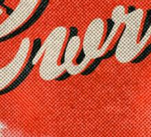 Cwrw Sticker