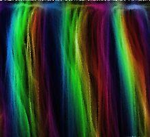 Brush strokes by Bluejunenae