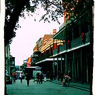 Jackson Square Pedestrian Mall by Jamie  Armbruster