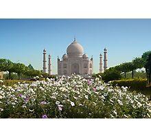 Tajmahal-1/2011 Photographic Print