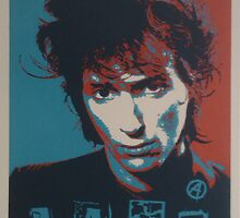 Johnny Thunders by rottenpunk