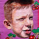 da cherry kid by Stuart Baxter
