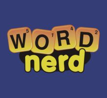 Word Nerd by DetourShirts