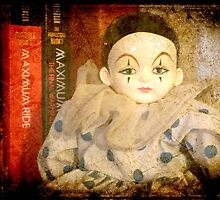 Pierrot ©  by Dawn M. Becker