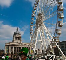 St Patricks Day Nottingham by Elaine123