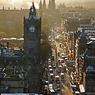 Princes Street I by Matthias Keysermann