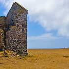 Convict Ruins at Stanley, Tasmania by Yukondick