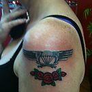 My New Tattoo by Marita