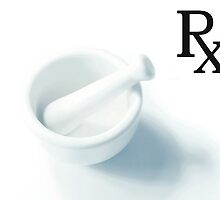Rx Mortar and Pestle by ButchDavis