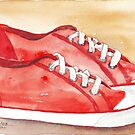 My favourite pair of sneakers by Maree Clarkson