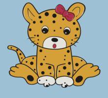 Baby Leopard by Rainy