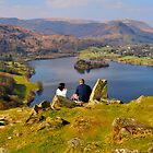 The place to be - views over Grasmere by embracelife