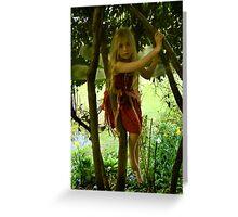 Tree Fairy Greeting Card