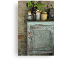 Country Wares Canvas Print