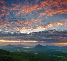 Living For The Dawn Keeps Me Hanging On by Mel Sinclair