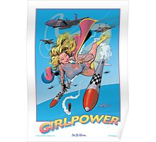 GirlPower - from Art By Michal Poster