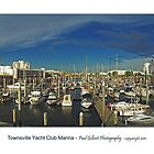 Townsville Yacht Club Marina by Paul Gilbert