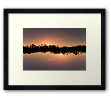 The World Is Not As It Seems Framed Print