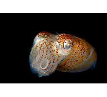 Underwater Alien Photographic Print
