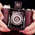 Vintage camera by Zoë Power