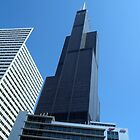 Willis Tower In Glory by bbaxter18