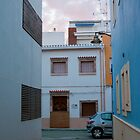 Colours of España by Kelly Delaney