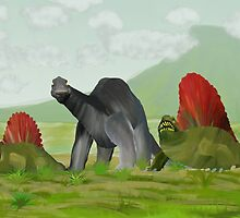 Dinosaurs by Andrea Meyer