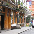 Vat House Pub Bar, Dublin Ireland by heartyart