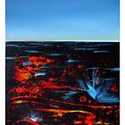 Lava Field by Bea Israel