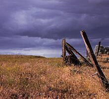 Storm over Knopp Ranch by bwetli