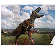 T Rex Poster