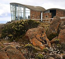 Tas South, Hobart, Mt Wellington by photoj