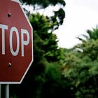 Stop!! by Sophie  .