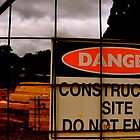 Danger from what... by Sophie  .
