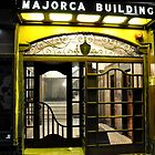 Majorca Building by Karen E Camilleri