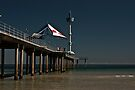 Brighton jetty by EblePhilippe