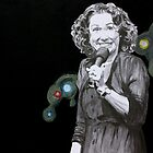 Kitty Flanagan by Julia  Clarke
