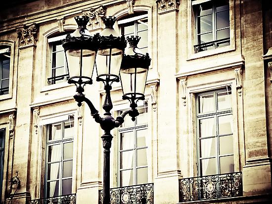 paris architecture by faithie