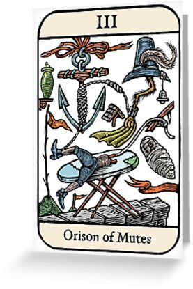 Orison of Mutes by Ellis Nadler