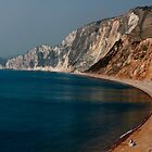 Warbarrow Bay Dorset by SWEEPER