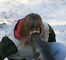 Seal-ed with a kiss. by ellismorleyphto